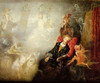 The Painters Dream Poster Print by  John Anster Fitzgerald - Item # VARPDX266322