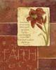 Faith Poster Print by Jo Moulton - Item # VARPDXJM5827