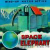 Space Elephant Poster Print by Retrobot - Item # VARPDX375919