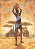 African woman II Poster Print by Aragon - Item # VARPDXMLV218