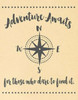 Adventure Awaits Poster Print by  Jo Moulton - Item # VARPDXJM12356