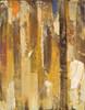 Golden Forest I Poster Print by Albena Hristova - Item # VARPDX20045