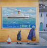 Time For A Cruise Poster Print by Peter Adderley - Item # VARMGL600611