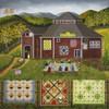 The Quilters Barn Poster Print by Art Poulin - Item # VARMGL600474