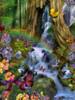 Woodland Forest Fairyland Poster Print by Alixandra Mullins - Item # VARMGL601036