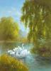 White Symphony II Poster Print by B. Smith - Item # VARPDX85168