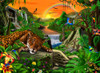 Jaguar Jungle Ruins Poster Print by Gerald Newton - Item # VARMGL601271