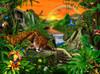 Jaguar's Jungle Ruins Poster Print by Gerald Newton - Item # VARMGL600987