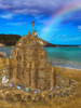 Sandcastle Poster Print by Alixandra Mullins - Item # VARMGL601635