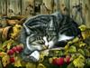 Autumn Siesta Poster Print by Irina Garmaschova-Cawton - Item # VARMGL601225