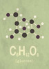 Molecule Glucose Poster Print by TypeLike - Item # VARPDXIN318932
