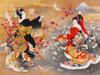 Tsuru Kame Poster Print by Haruyo Morita - Item # VARMGL601595