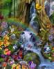 Woodland Forest Fairyland Poster Print by Alixandra Mullins - Item # VARMGL601852