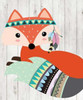 Tribal Fox Poster Print by  Tamara Robinson - Item # VARPDXTR1787