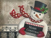 Christmas Snowman Poster Print by Kimberly Poloson - Item # VARPDXPOL345