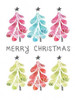 Christmas Trees Poster Print by Sara Berrenson - Item # VARPDXBER181