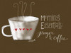 Morning Essentials Poster Print by Katie Doucette - Item # VARPDXKA1563