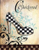 Checkered Poster Print by Donna Knold - Item # VARPDXKLD053