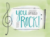 You Seriously Rock Poster Print by Katie Doucette - Item # VARPDXKA1537