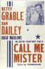 Call Me Mister Movie Poster Print (27 x 40) - Item # MOVGB04111
