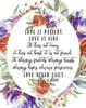 1 Corinthians 13 4, 7-8 Poster Print by Tara Moss - Item # VARPDXTA1799