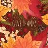 Give Thanks Sq Poster Print by Sara Berrenson - Item # VARPDXBER194