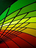 Curves of Color I Poster Print by Monika Burkhart - Item # VARPDXPSBHT341