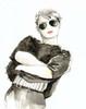 Runway Fashion II Poster Print by Laurencon - Item # VARPDXLCN030