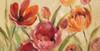 Expressive Tulips Neutral v2 Poster Print by Silvia Vassileva - Item # VARPDX29247