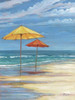 Umbrella Beachscape II Poster Print by Paul Brent - Item # VARPDXBNT775