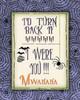 Id Turn Back Poster Print by Jo Moulton - Item # VARPDXJM12572
