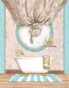 Bathroom Elegance I Poster Print by Laurencon - Item # VARPDXLCN010