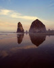 Cannon Beach X Poster Print by Ike Leahy - Item # VARPDXPSLHY115