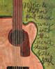 Music and Rhythm Poster Print by Monica Martin - Item # VARPDXMTN210
