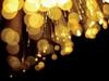 Drops of Gold II Poster Print by Monika Burkhart - Item # VARPDXPSBHT332