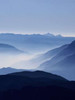 Blue Mountains Poster Print by Lexie Greer - Item # VARPDXG836D