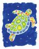 Bright Turtle Poster Print by Nan - Item # VARPDX17711