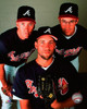 Tom Glavine, John Smoltz, & Greg Maddux 1997 Posed Photo Print - Item # VARPFSAAQY103