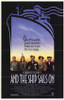 And the Ship Sails On Movie Poster (11 x 17) - Item # MOV244158