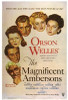 The Magnificent Ambersons Movie Poster Print (27 x 40) - Item # MOVIF8177