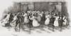 Dancing the polka at a ball in 1830. From Illustrierte Sittengeschichte vom Mittelalter bis zur Gegenwart by Eduard Fuchs, published 1912. PosterPrint - Item # VARDPI2430570