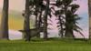 Tyrannosaurus Rex hunting in grasslands Poster Print - Item # VARPSTKVA600665P