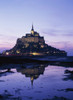 Mance Mont St Michel,Brittany,France. PosterPrint - Item # VARDPI1904241