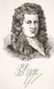 Samuel Pepys 1633 To 1703 English Diarist And Naval Administrator. Portrait And Signature. From The National And Domestic History Of England By William Aubrey Published London Circa 1890 PosterPrint - Item # VARDPI1856291