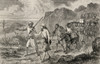 Mungo Park, 1771 To 1806, Scottish Explorer, During His Exploration Of The African Continent In 1795. From The Life And Travels Of Mungo Park Published 1875. PosterPrint - Item # VARDPI1903919
