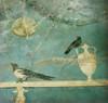 Birds with a Grecian Vase Fresco   Artist Unknown  Fresco Poster Print - Item # VARSAL3844552810