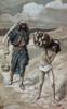 Isaac Bears the Wood for His Sacrifice  James Tissot  Jewish Museum  New York City Poster Print - Item # VARSAL99938