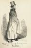 Dionysius Lardner, 1793 -1859. Irish Scientific Writer. From The Maclise Portrait Gallery, Published 1898. PosterPrint - Item # VARDPI2220586