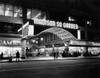 1950s Madison Square Garden Marquee Night West 49Th Street Billing Ice Capades Of 1953 Building Demolished 1968 Nyc Ny - Item # VARPPI179081