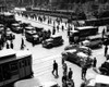 1930s Busy Intersection Fifth Avenue And 42Nd Street With Traffic Jam & Many Pedestrians New York City Usa Print By - Item # PPI194502LARGE